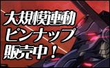 【空蒼】大規模作戦連動ピンナップ販売開始!